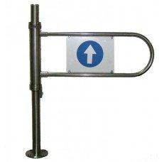 Ворота механические левые MGL1060-CR