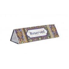 Табличка настольная резерв-cкалка «Восток»