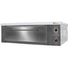 Хлебопекарная ярусная печь ХПЭ-750/1 (нержавеющие облицовка и дверки)