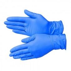 Перчатки одноразовые нитриловые М 100 шт