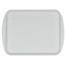 Поднос столовый из полистирола 450х350 мм бесцветный [422106601]