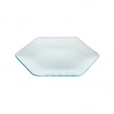 Блюдо шестиугольное «Corone Aqua» 320 мм
