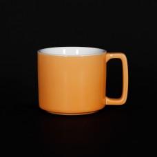 Кружка «Corone Caffetteria» 360 мл оранжевый