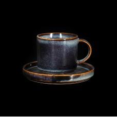 Чайная пара «Corone Celeste» 185 мл синий