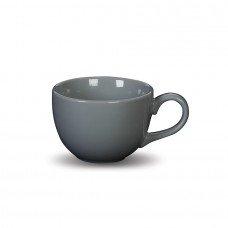 Чашка чайная «Corone» 150 мл серая