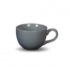 Чашка чайная «Corone» 330 мл серая