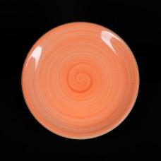 Тарелка мелкая 200 мм коралловая «Corone Natura»