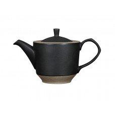 Чайник заварочный «Corone Rustico» 820 мл бежевый с черным