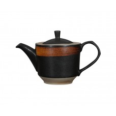 Чайник заварочный «Corone Rustico» 820 мл черный с медным