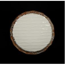 Тарелка мелкая «Provence» 175 мм рифленая