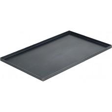 Противень из черного металла 600х800 мм