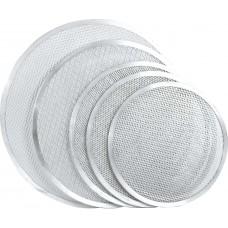 Сетка для пиццы 255 мм алюминиевая [49879, PS10]