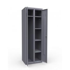 Шкаф для хранения уборочного инвентаря ШРХ-22 L600 600/500/1850 две двери