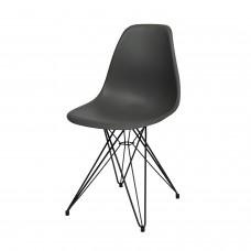 Стул «Eames M» с жестким сиденьем (окрашенный каркас)