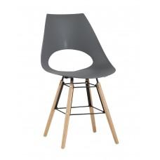 Стул «Хилла» с жестким сиденьем  (ножки дерево)