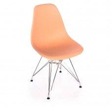 Стул Моррис с жестким сиденьем (хромированный каркас)