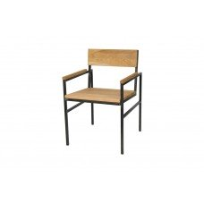 Кресло Лофт-1 (окрашенный каркас)