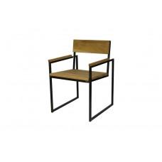 Кресло Лофт-2 (окрашенный каркас)