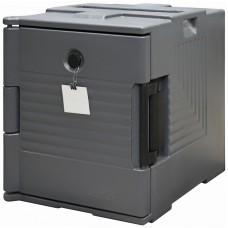 Термоконтейнер фронтальный 477×680×620 мм вместимость GN 1/1