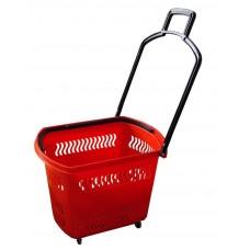 Подставка для корзин на колесах BH-3