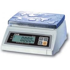 Весы CAS SW-05WDD (двойной дисплей)