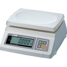 Весы CAS SW-1-2 (двойной дисплей)