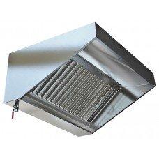 Зонт вытяжной пристенный МВО-2,4 МСВ-1,2 П